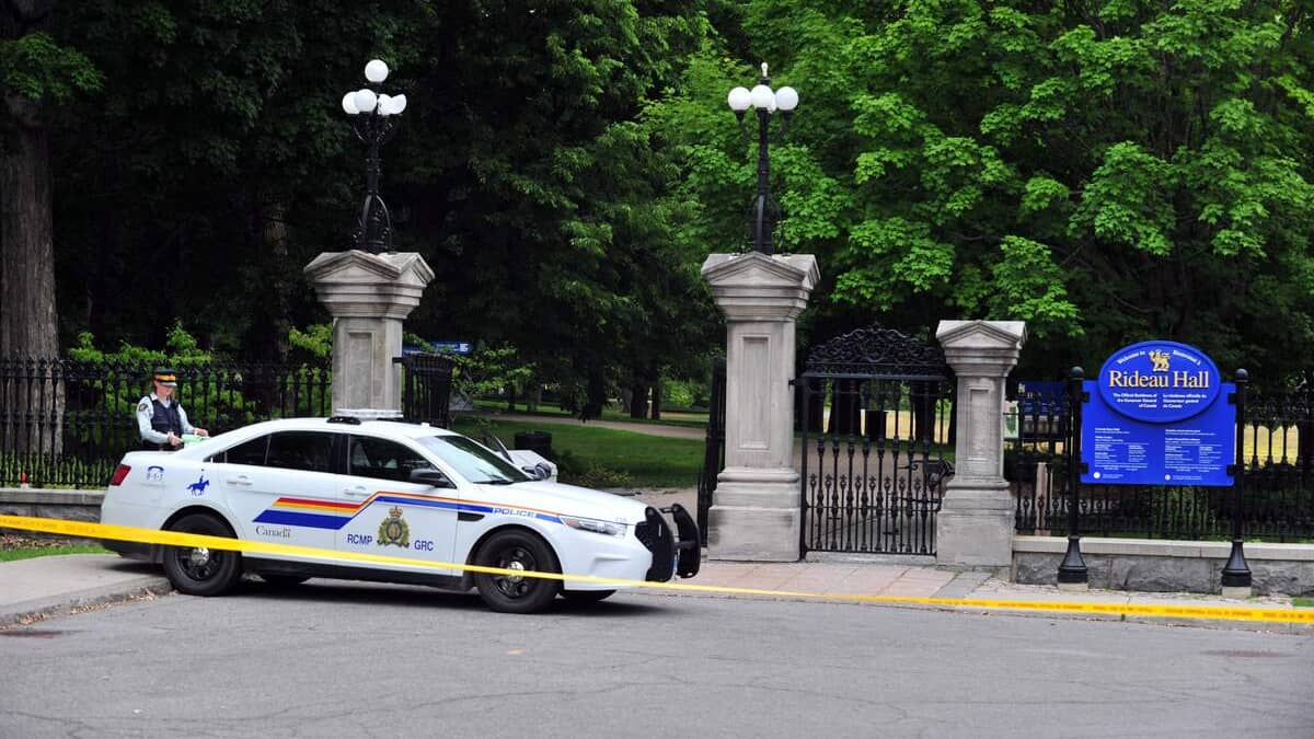 Ottawa Firm prison required for Rideau Hall intruder
