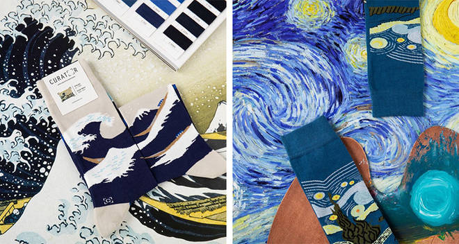 Turn every step into an 'Art Footprint' with these innovative socks 3 minutes to read