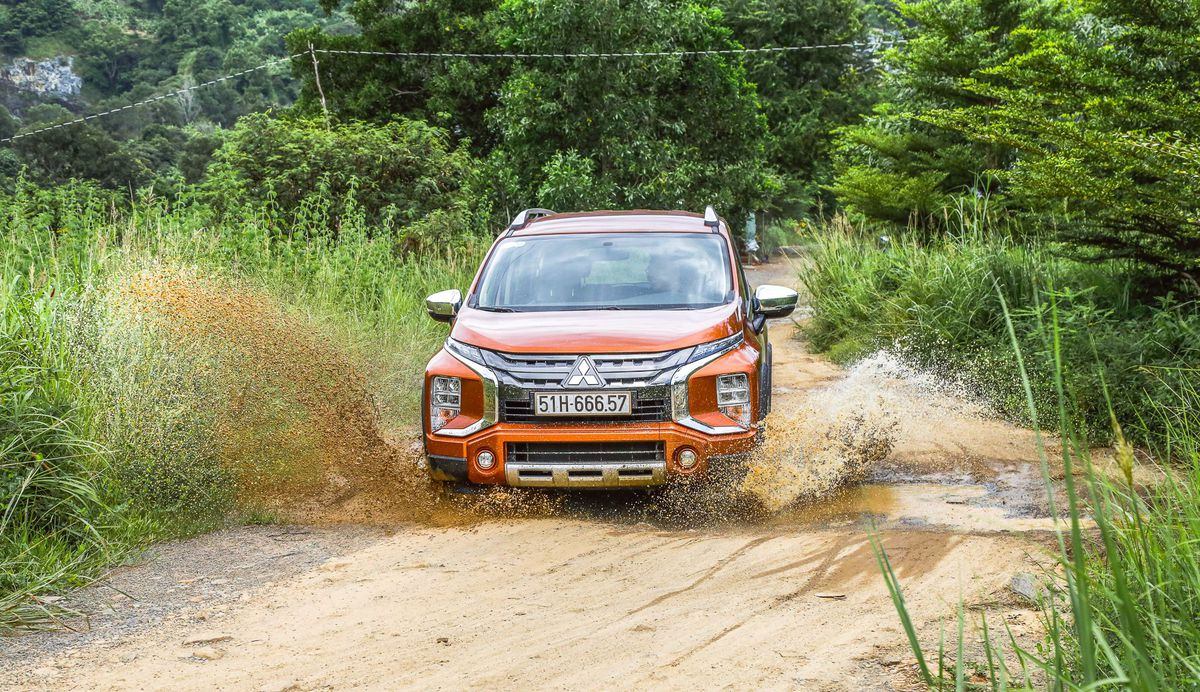 Detailed evaluation of the Mitsubishi Xpander Cross 2021