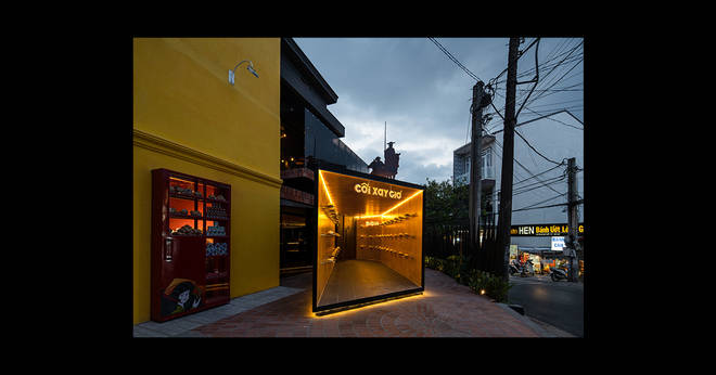 Admire Don Quixote Eatery And Bar - An impressive project from Sawadeesign 3 minutes to read