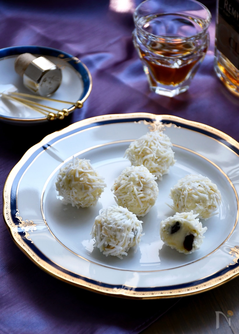 recipe Let's give truffles for Valentine's Day ♪ 20 recommended recipes