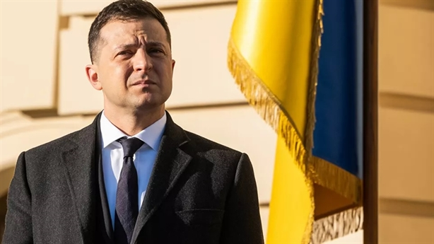 Internally, Mr. Zelensky was called for impeachment