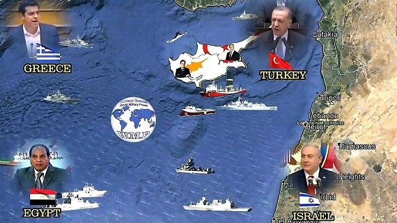 Greece is redrawing the geopolitical map of the Middle East
