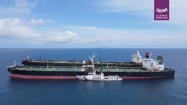 Indonesia arrested the oil tanker because of technical problems