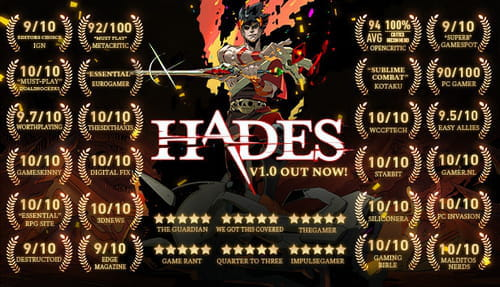 Hades: all game tips and tricks