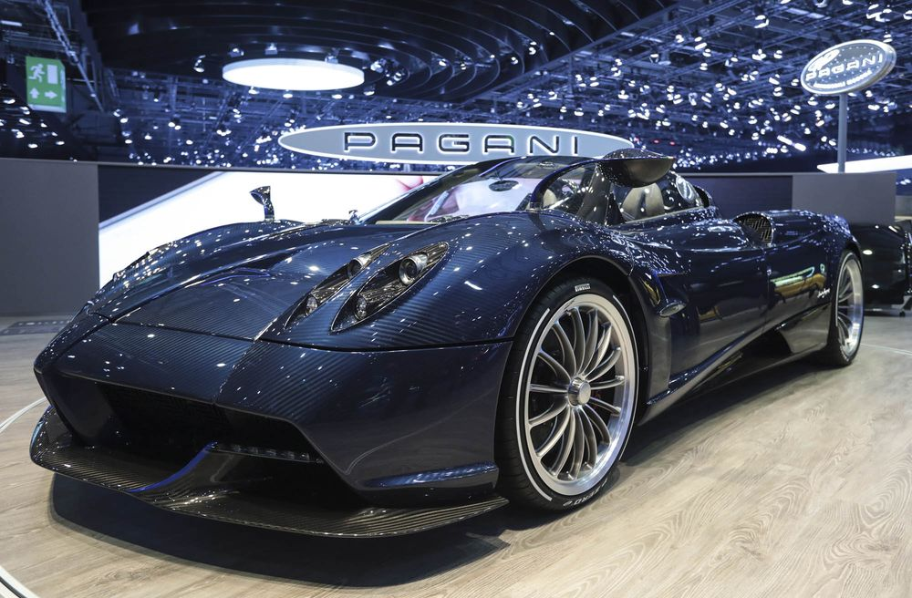"""Pagani supercar company: From """"dream"""" to """"reality"""""""