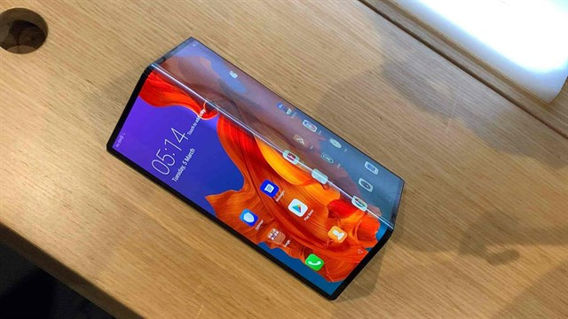 Huawei Mate X2 will have a modern folding screen and will be released in February?  (Updating)