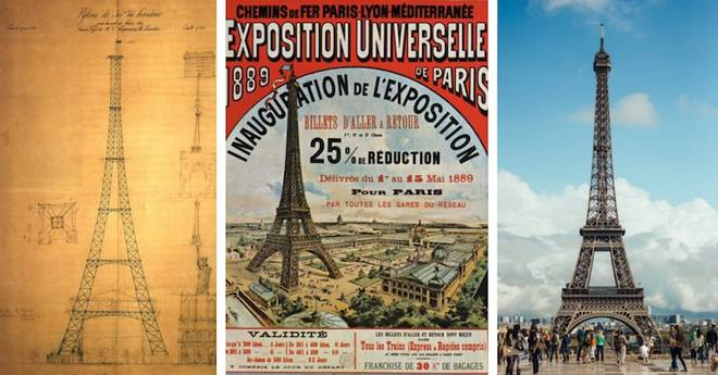 Attractive history and controversial construction of the Eiffel Tower 4 minutes