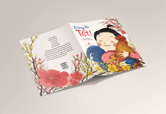 Book True Tet: Memories of the traditional Tet in the eyes of children 3 minutes to read