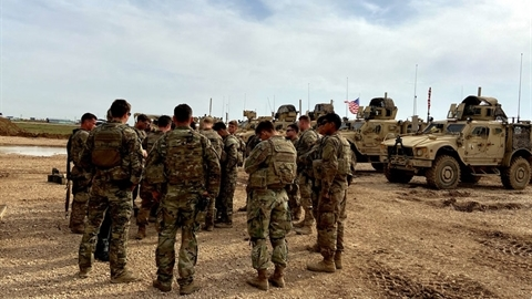 President Biden sent more troops to Syria
