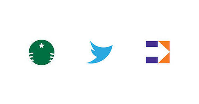 Can you brand yourself from these incredibly minimalistic logos?  3 minutes to read