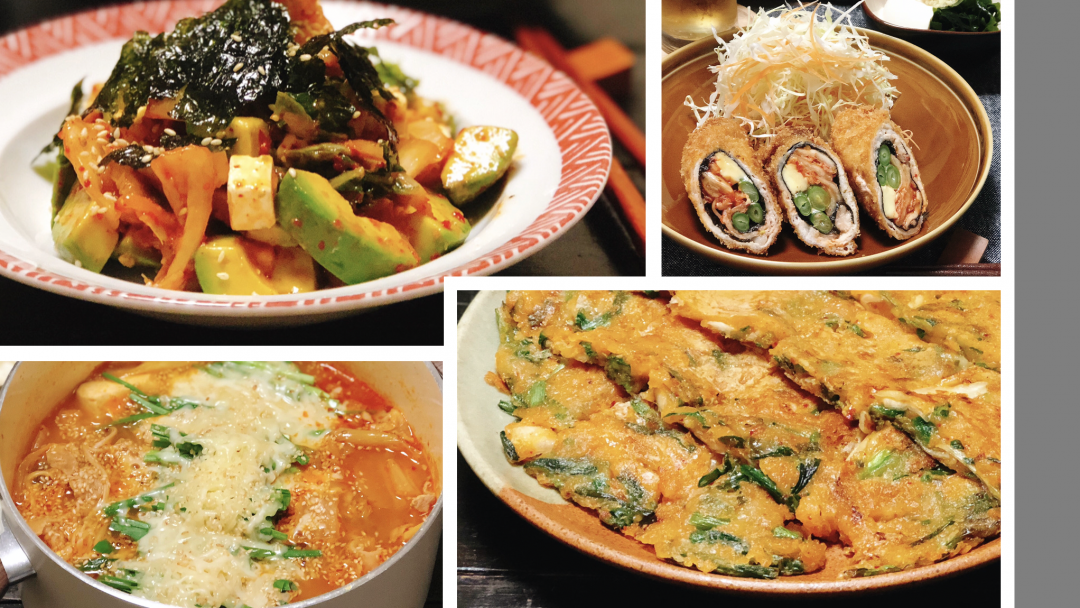 recipe The strongest combination makes rice go ♪ 4 exquisite snacks of Kim cheese