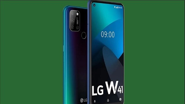The first impression of LG W41: Design a beautiful 'mole' screen, possessing a good 5,000mAh battery and an affordable price