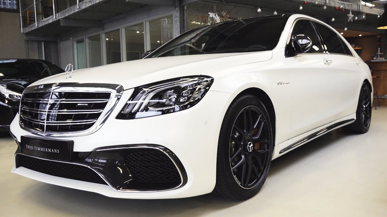 """Mercedes-AMG S65: Attraction from the """"absurd"""""""