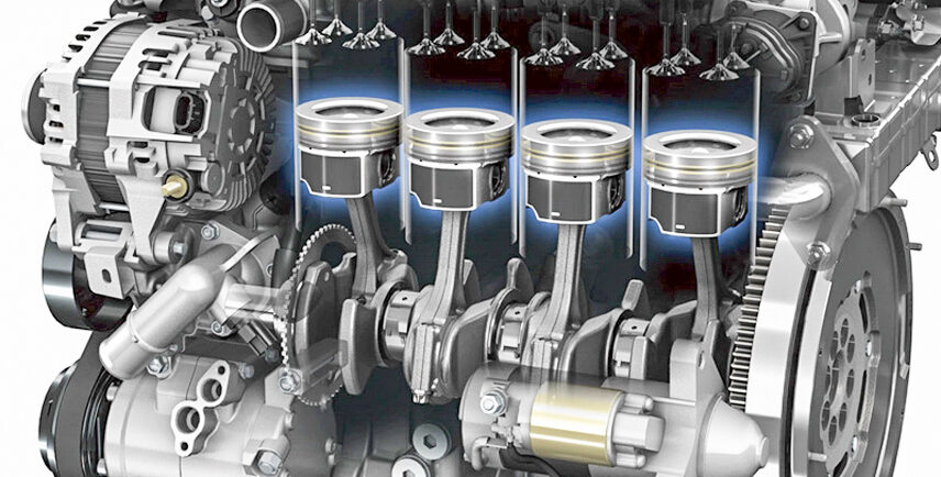 Technologies that are commonly used in car engines