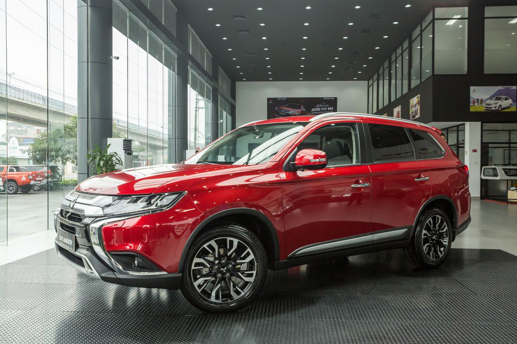 A preliminary assessment of the Mitsubishi Outlander 2021