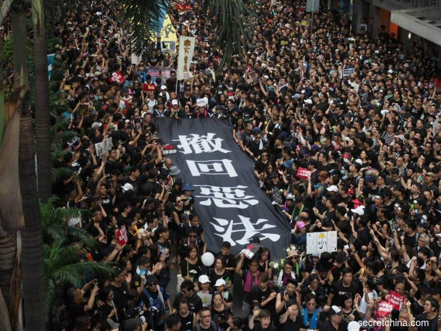 Hong Kong democracy movement is nominated for the 2021 Nobel Peace Prize