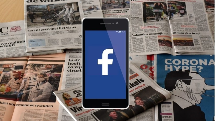 Facebook gave in to the Australian war for news agency