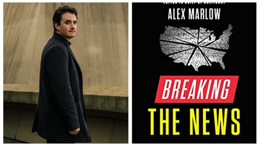 The editor-in-chief Breitbart's new book reveals the corruption in the US media
