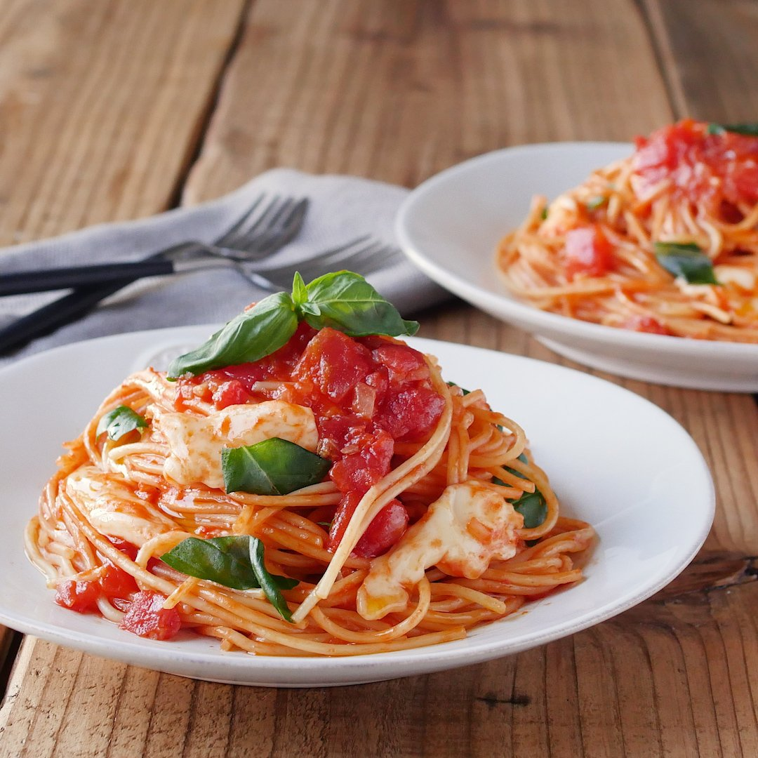recipe Within 15 minutes!20 exquisite pasta recipes made with one frying pan