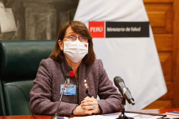 The Peruvian Medical School received a new dose of vaccine COVID-19 picture 1
