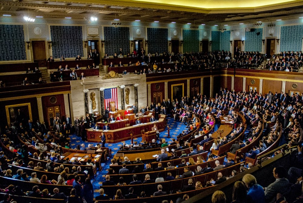 Congress passed a Budget Resolution, paving the way for Biden's COVID-19 relief law