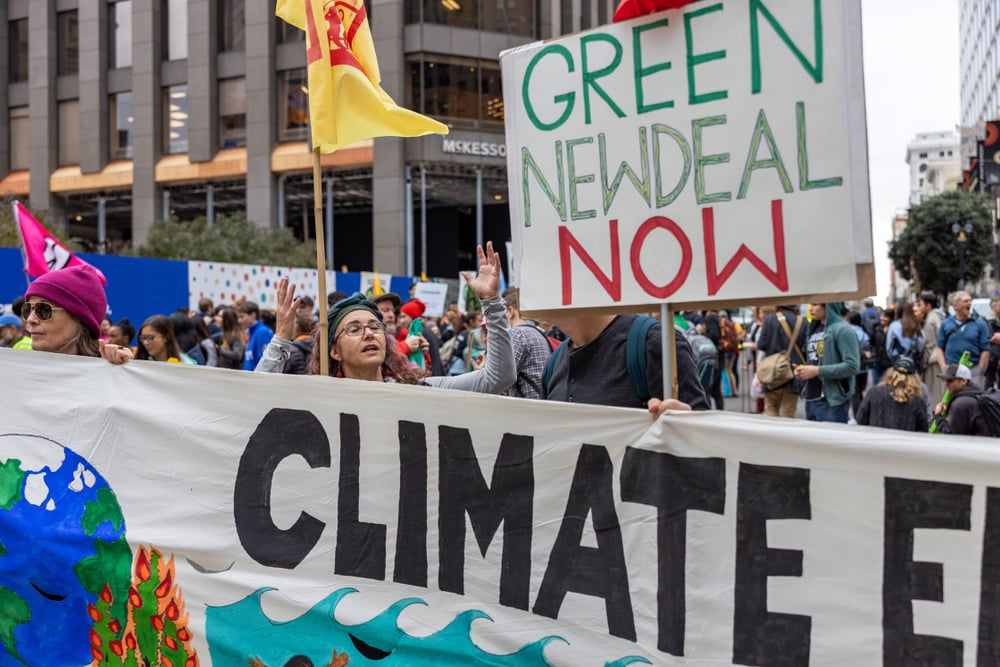 Survey: Most voters believe 'climate change' is not real or do not want to be affected by employment