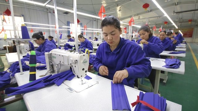 The US House of Representatives re-submitted a bill banning all goods from Xinjiang
