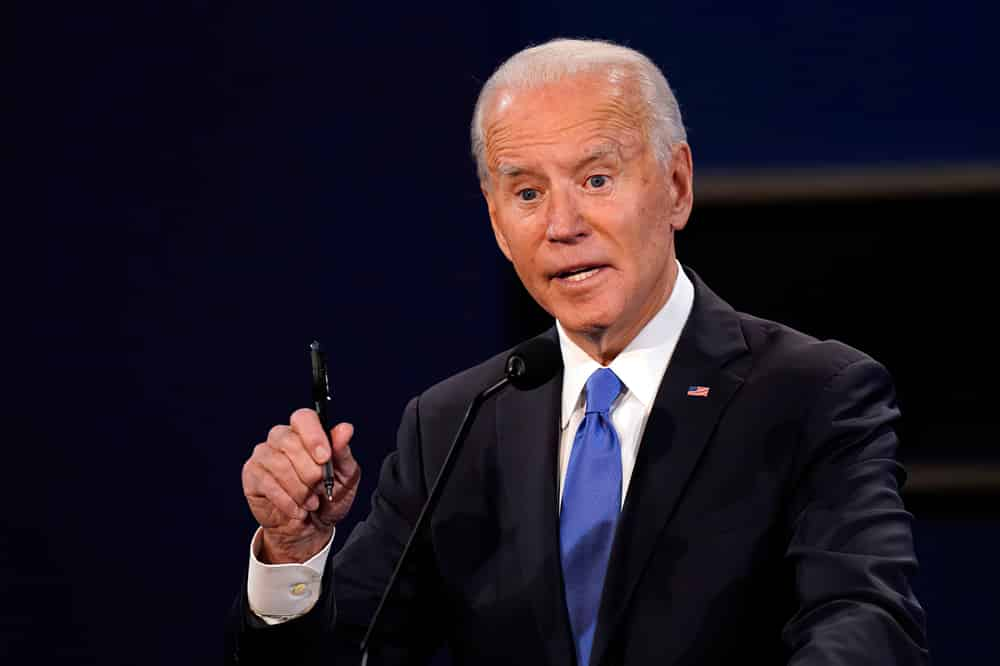 """Mr. Biden is expected to withdraw an order to deport illegal immigrants only for """"minor"""" offenses"""