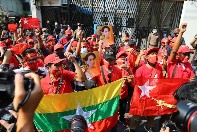Analysis: Who was really behind the military coup event in Myanmar?