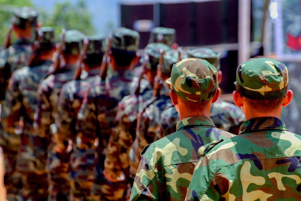 The influence of Myanmar's military in US-China relations