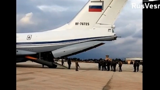 Russia's attempt to add weapons to Al-Hasakah