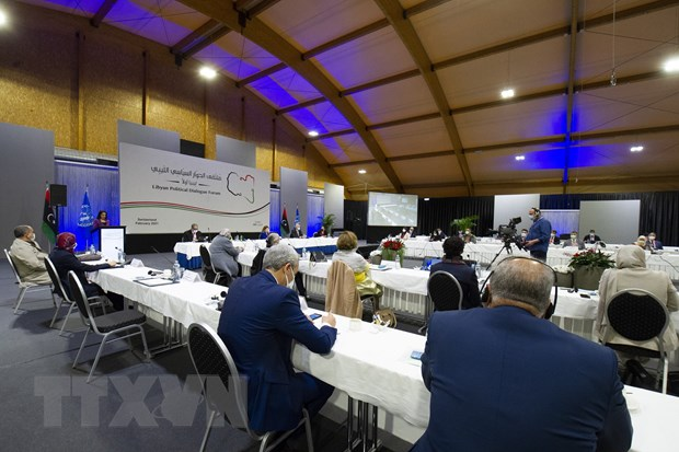 Many countries delighted Libyan factions to embark on the transition to image 1