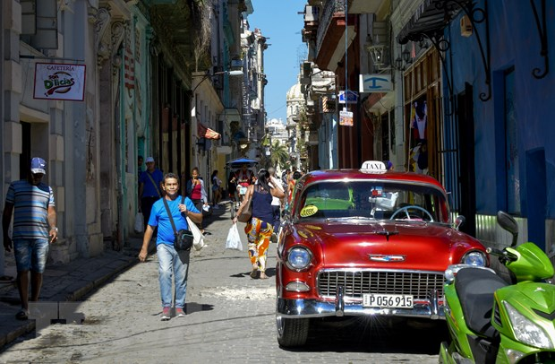 Cuba has all the legal elements about economics, implementing the image 1