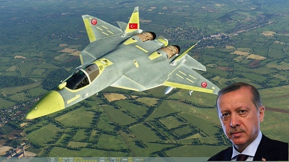 Where is the Turkish Air Force?