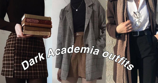 Dark Academia - European-inspired fashion style (Part 1) 3 minutes to read