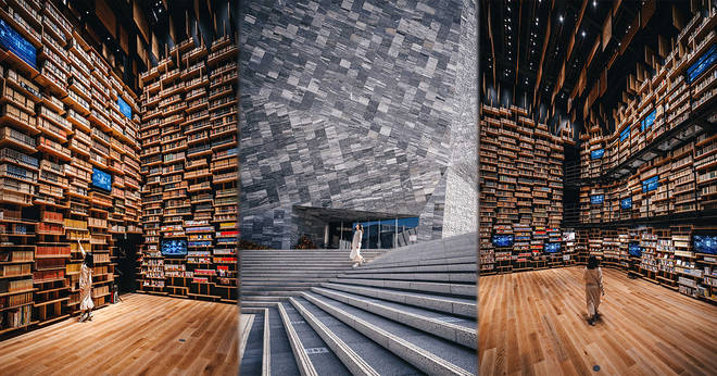 Admire the 'Bookshelf Theater' designed by Kengo Kuma for the Kadokawa Cultural Museum 3 minutes to read