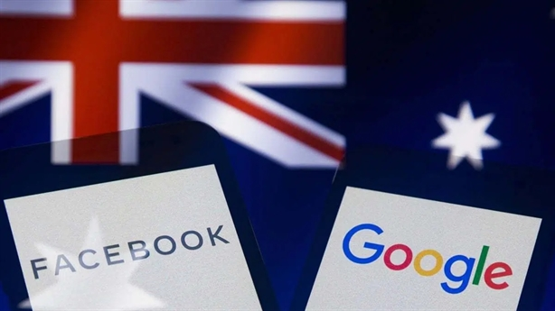 Australia responded when Google threatened to back up for charging