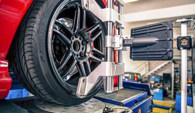 Why have to adjust the car wheel precision?