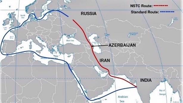 Iran entered the US-Turkish race to replace the Suez Canal