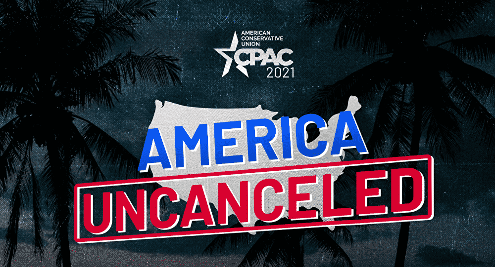 Elite gathered at CPAC 2021, the strong return of the Republican Party
