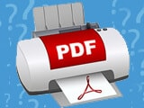 How to convert pdf files to images using Virtual Image Printer Driver