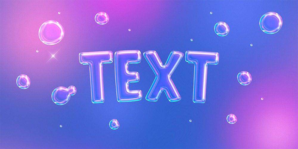 Tutorials for creating creative text effects in Photoshop and Illustrator