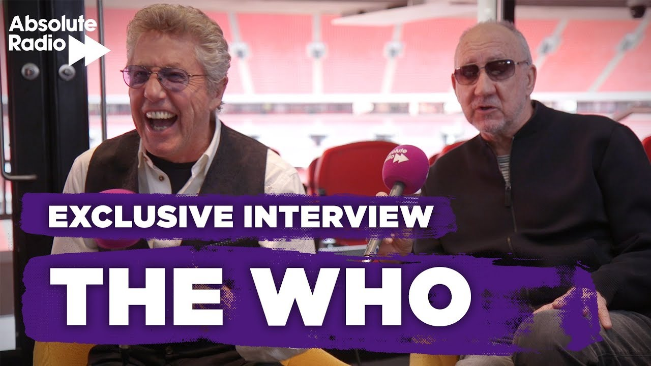 The Who - Wembley Stadium & New Album