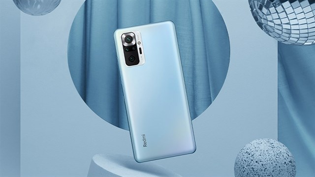 First impression Xiaomi Redmi Note 10 Pro Max: Featured with the main camera up to 108MP large 5.020mAh battery for all day use