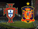 Watch live Portugal vs Spain VTV6