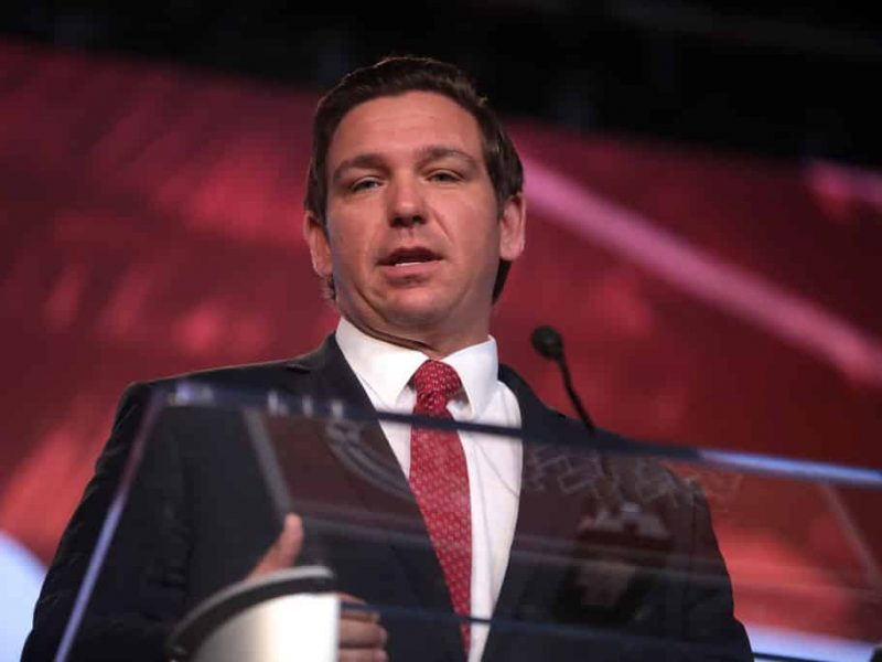 Governor Ron DeSantis will take urgent action against the vaccine passport