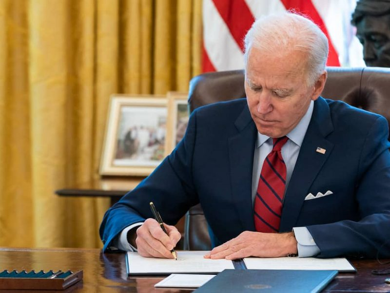 The White House confirmed TT Biden will sign an executive order on gun control