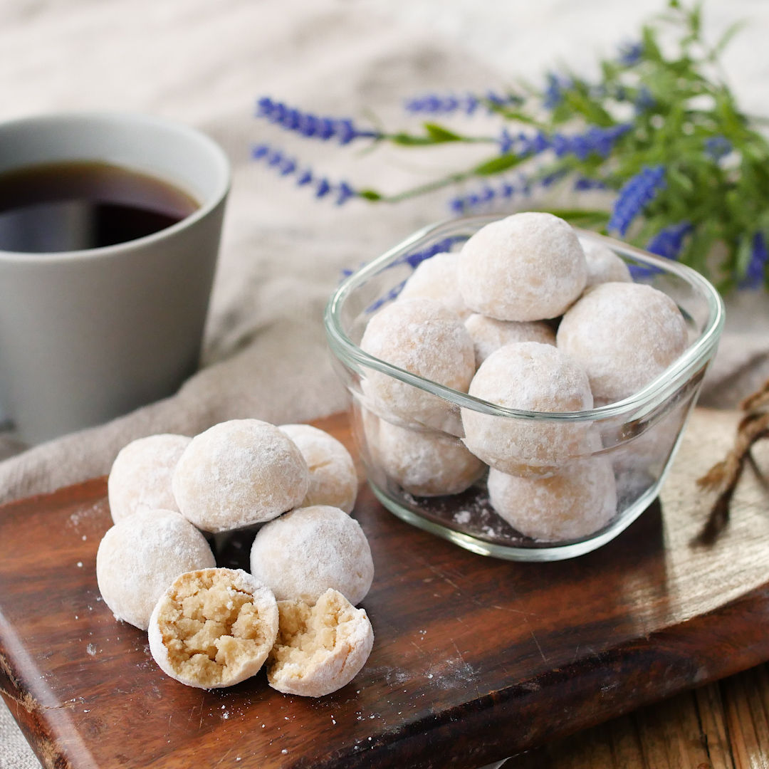 recipe Enjoy the change in texture and taste.15 selections of Okara cookie arrangement recipes
