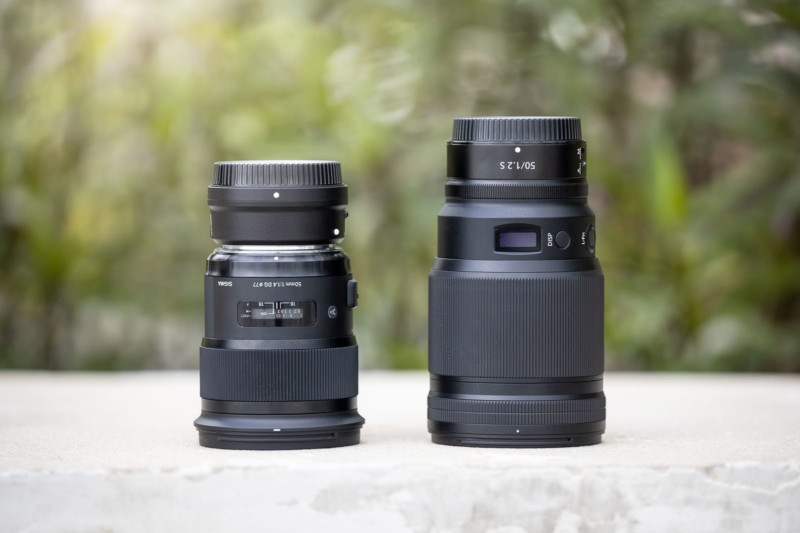 A Battle Against the Sigma 50mm f/1.4 Art